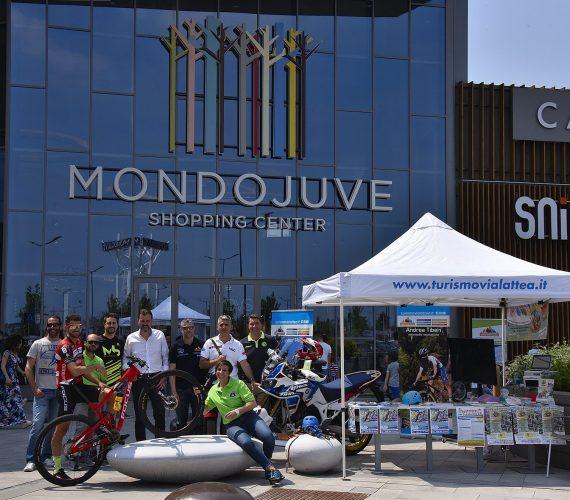 Una giornata speciale per Turismovialatta al Mondo Juve shopping center di Vinovo!