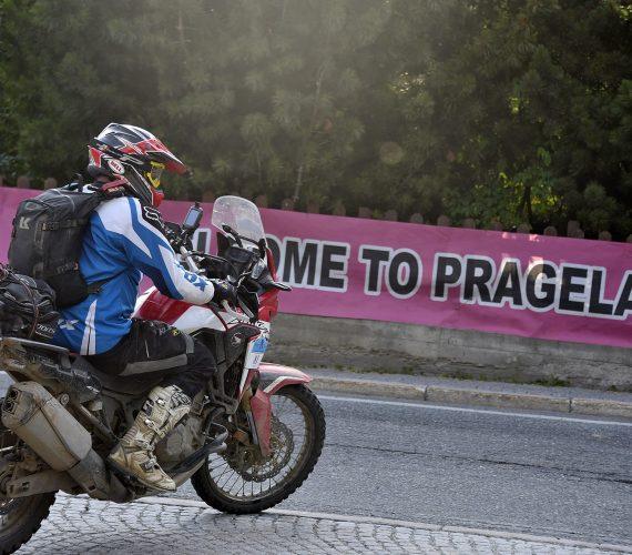 La Gibraltar Race 2018 ha fatto tappa a Pragelato attraversando le montagne olimpiche della Vialattea!