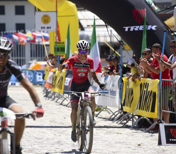 MOUNTAIN BIKE: L'ASSIETTA LEGEND HA ASSEGNATO I TRICOLORI MTB 2018