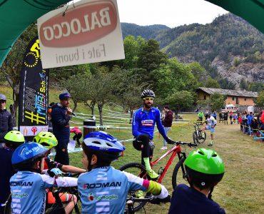 Una bellissima giornata in bici a Oulx con Let's go Biking 2018 e il campione di Mtb Andrea Tiberi